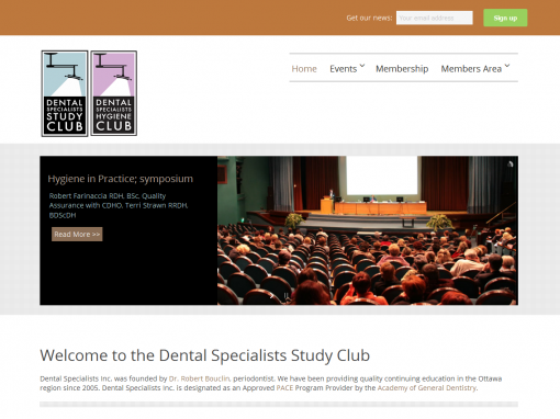 Dental Specialists Study Club