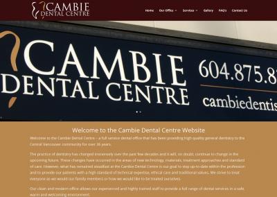 Cambie Dental Centre