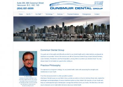 Dunsmuir Dental Group