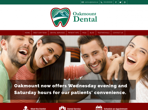 Oakmount Dental Centre