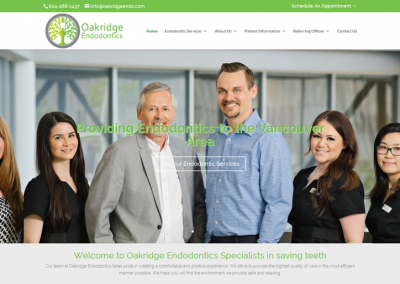 Oakridge Endodontics